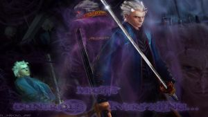 Devil May Cry 3 Vergil by shad0w8