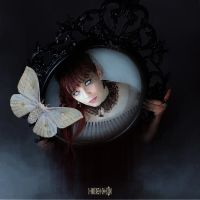 The Little Mirror by vampirekingdom