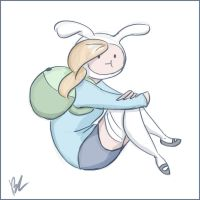 Fionna the human by bealor