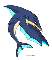 FLYING SHARK by ProjectHazoid