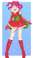 OC Christmas Contest by Sailor-Serenity