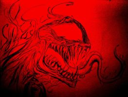 Red Carnage 2 by cesmik