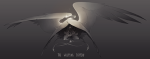 The Weeping Demon by TacosaurusRex