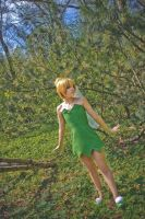 Tinker Bell cosplay 5 by Hanny-Senpai