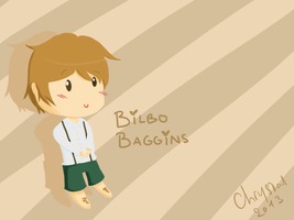 Bilbo Baggins by kitty4699