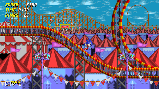 Carneval Zone - Assorted Mock-Up by MrLevRocks