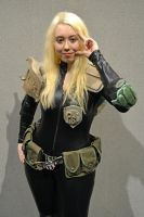 Judge Anderson Cosplay (4) by masimage