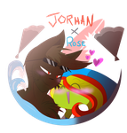 JorhanxRose Stamp by KittyCatXernease