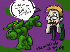 The Sweet Life of Zac and CodyPOV by Draw4life