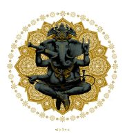 ganesh by Monkill