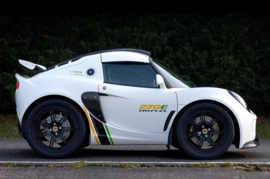 Mini Lotus Exige 270E Tri-Fuel by TrabzonSport