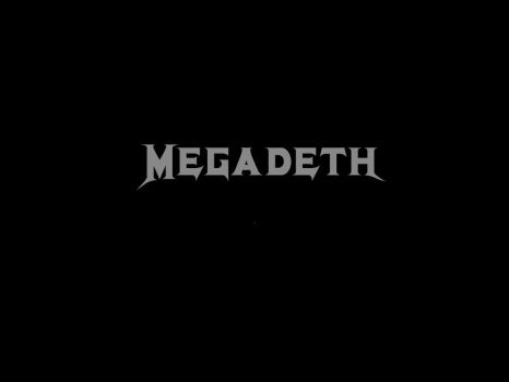 Megadeth minimal wallpaper by awelomustaine
