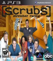 Scrubs: Stretcher Racing by deviantfafnir