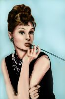 Audrey by angiers