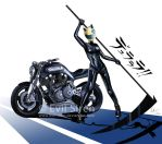 Celty the headless beauty by Evil-Siren
