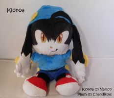 Klonoa Plush by Chanditoys