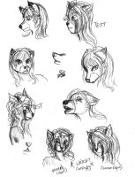 Expressions Practice - NEED OPINIONS by HotelDarkestStudios
