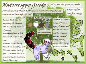 The Naturesque Guide by Tanger-Rain