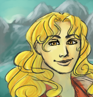 mikah in the wind's eye pass by Laleira-Granite