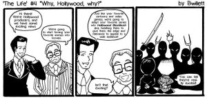 'The Life' 05 'Why Hollywood' by Nasdreks