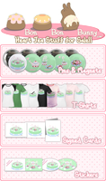 Heart Tea Stuff for Sale by Bon-Bon-Bunny