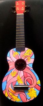 UKU WHO ... UKULELE by misBEComing