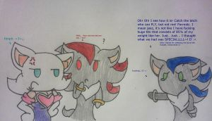 FINE. I SEE HOW IT IS. D': by AskMephiles