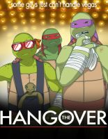The TMNT Hangover by Rurim