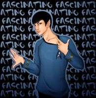 Spock by Orange-Mex