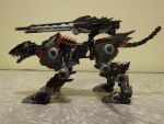 Zoids: Lightning Saix 02 by lizardman22