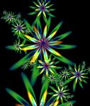 variant flowers-ultra fractal by sonafoitova