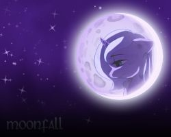 Moonfall Wallpaper pack 2 by RobD2003