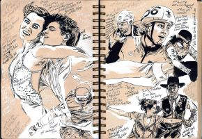 Sketchbook: Olympics 4 by Maxahiss