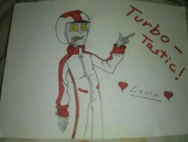 Turbo-Tastic by laura-MIMI