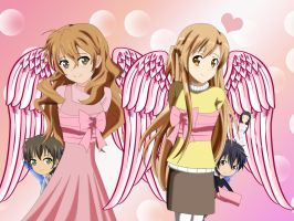 .: SAO + GT : Love Angels :. by Sincity2100