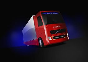 New Volvo FH by embeembe
