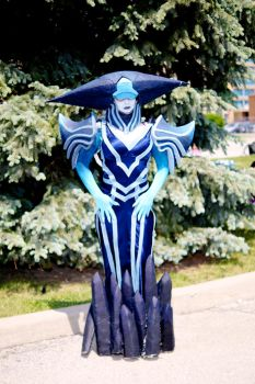 Lissandra Anime North 2015 by Lightning--Baron