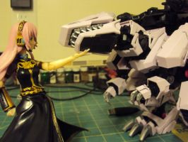 Taming the king of Zoids by spartan049820