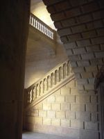 Alhambra Staircase by Laura-Nagle