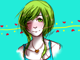 Gumi?? by courbeause