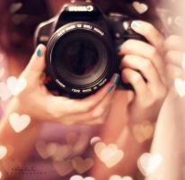 for the love of photography by ArtByOlivia