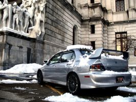 frozen EVO by Mayed86