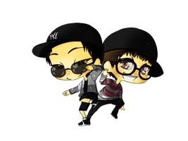 In Lima by Hep-Hap