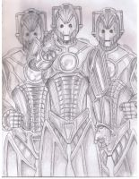 Resurrection of the CYBERMEN by lordzavulon666