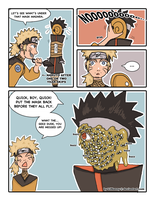 Tobi and the Bees 02 by Lilnanny