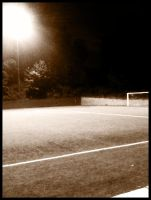 Soccer field by Chocolatewaffles659