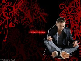 John Simm Wallpaper by yohlenyaoilover