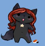 Cheeb for wuffy by Dizzy-Cat