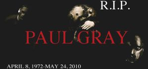 Paul Gray wallpaper by jimmyakaemily2578