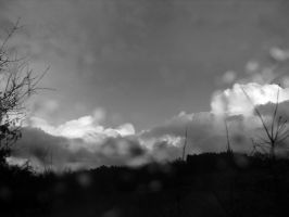 Clouds in Tuscany by Pate88
